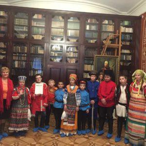 Конкурс-фестиваль «Пушкин глазами детей!» 2016 г.