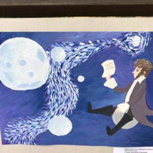 Детский конкурс-фестиваль «Пушкин.Музей.Лето» 2019 года